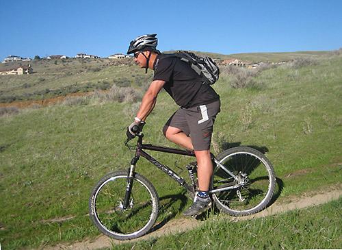 Downhill Mountain Biking Basics 1