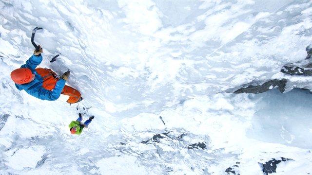 Ice Climbing Basics 1