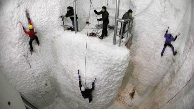 Ice Climbing Basics 2