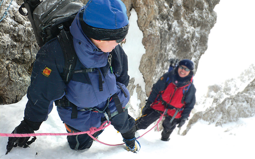 Mountaineering Basics 1