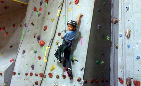 Rock Climbing Basics 1