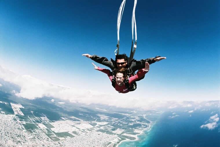 Sky Diving Basics 2