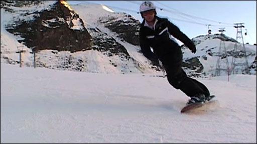 Snowboarding Basics 1